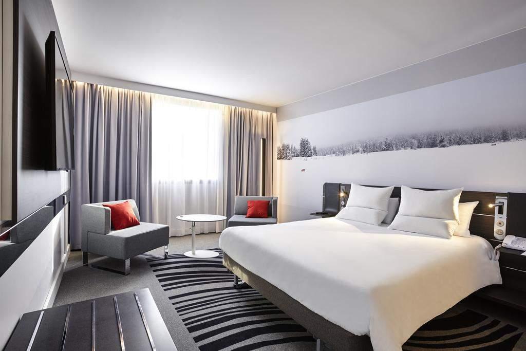 Hotel Novotel Paris Coeur D Orly Airport